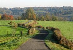 Haute Vienne: land of legendary riches. Limousin, France