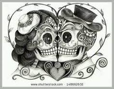 vintage skulls - Google Search