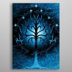 All Star Promo - Use code: ALLSTAR Buy 3-4 get 15% OFF | 5+ 20% OFF. Ring of Power and Tree metal Movie Poster. #metalprint #movie #movieposter #displate #fantasy #magic #cinema #movie #bookworm #sales #kids #home #homedecor #cool #awesome #gifts #giftideas #39 #giftsforhim #giftsforher #family #home #books #blue #popular #popart #onlineshopping #shopping #campus #dorm #fraternity #geek #nerd #scardesign #fantasybooks #movies #homegifts #geekroom #ring #tree #mancave