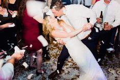 Last dance idea, reception, fun wedding dance floor
