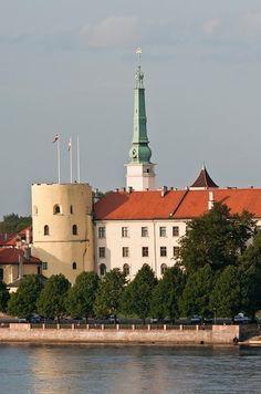 Riga, Latvia: Riga Castle, Riga, Latvia >> Explores our Deals!