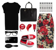 """""""#198"""" by goodnightlovers ❤ liked on Polyvore featuring Dolce&Gabbana, Keds, Isabel Marant, Alexander McQueen, Retrò, Urbanears and Sephora Collection"""