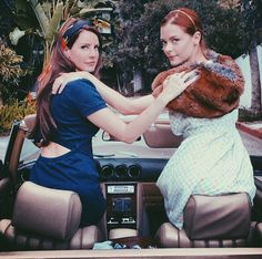 Lana Del Rey and Jamie King