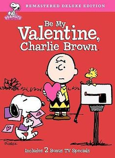 This classic and much-loved Peanuts story centers on the romantic yearnings of that eternally hapless hero, Charlie Brown. As Valentine's Day approaches, Lucy tries to get Schroeder to give her a card