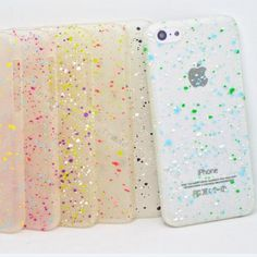 5C Innovation Multicolor Spots Bright Luminous Glow in Dark Phone Shell Cover For Apple iPhone5C Case For iPhone 5C Cases Hot