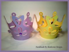 Princess Cupcake wrappers cupcake holders by BombonesDesigns, $8.00