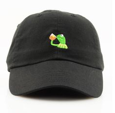 """BLK """"None Of My Business"""" Cap (LIMITED) – SeasonCaps"""