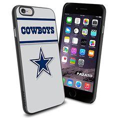 iPhone 6 Print Case Cover Dallas Cowboys Team Logo Football Protector Black PAZATO® PAZATO Sport http://www.amazon.com/dp/B00ON7S5E4/ref=cm_sw_r_pi_dp_EwQtub1WA3ZRZ