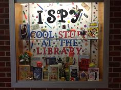 14 Best I Spy display images in 2015 | I spy, Library