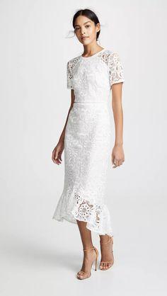 Mermaid Dresses, Bridal Dresses, Galia Lahav Wedding Gowns, White Lace Shorts, Wedding Dress Trends, Wedding Outfits, Ring Verlobung, Look Chic, Modest Fashion