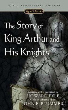 Howard Pyle, King Arthur series, historical fiction (disputed), 5th-6th century Britain
