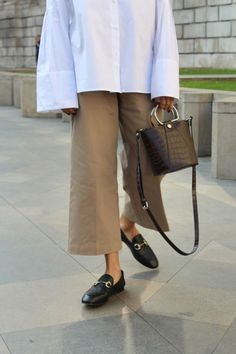 5 Ways To Style Culottes This Spring