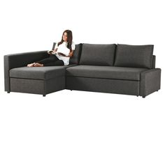 Uptown 3 Seater Sofa Bed with Storage