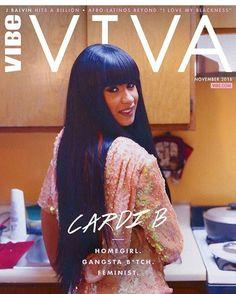 #CardiB x #VIBEViva . #celebedition