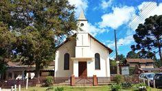 Igreja Batista em Monte Verde, primeira e mais importante implantada na Estância Turística, Monte Verde-MG By Flavia Giovanini-Fotografia