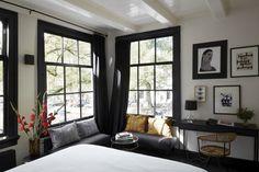 Hotel Alternative in Amsterdam:: Maison Rika