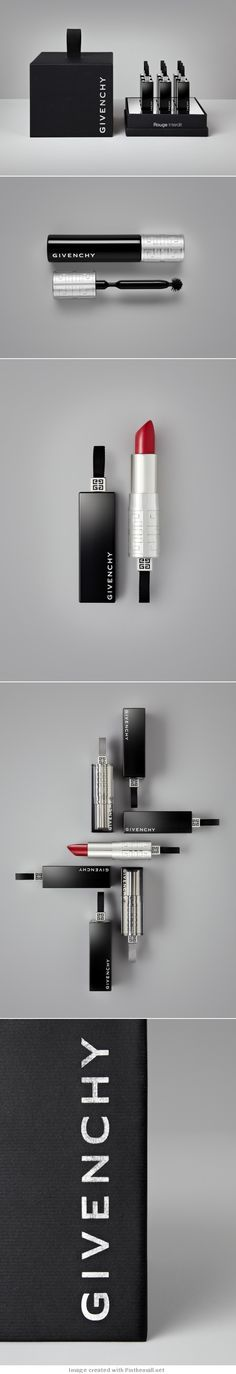Givenchy's new lipstick packaging PD