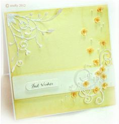 Best wishes by PerachYafeh - Cards and Paper Crafts at Splitcoaststampers