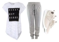 """""""Untitled #292"""" by fionalilylove ❤ liked on Polyvore featuring NIKE"""