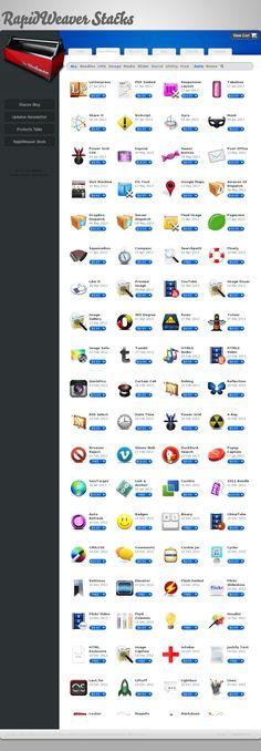 Website 'http://joeworkman.net/rapidweaver/' snapped on Snapito!