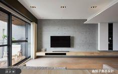 簡約風的裝潢圖片為蟲點子創意設計的設計作品,該設計案例是一間新成屋(5年以下)總坪數為45,格局為四房,更多蟲點子創意設計設計案例作品都在設計家 Searchome