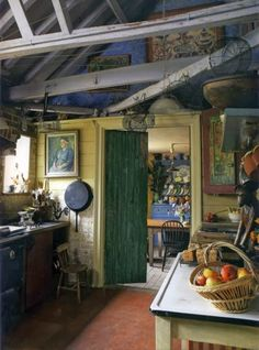 Bohemian Pages: The Bohemian Kitchen...