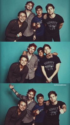 Ok that face that Mikey makes--the one in the first picture? That is my favorite thing. Also, they all look so amazing.