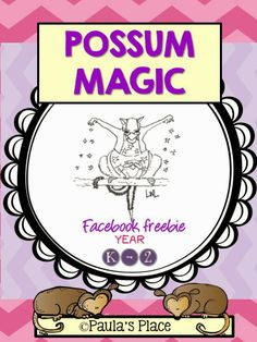 Possum Magic Reading and Writing Tasks Road Trip Activities, Library Activities, Talk 4 Writing, Writing Prompts, Possum Magic, Picture Story Books, Library Lessons, Library Ideas, School Resources