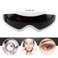 Wish | Health Electric Alleviate Fatigue Eye Care Magnet Therapy Relax Massager Forehead