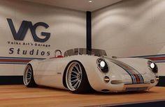 Outlaw Porsche ~