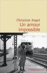 Un amour impossible, Christine Angot ~ Le Bouquinovore