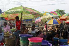 Street Market   Lagos