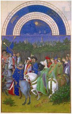 Los libros de horas en la Edad Media