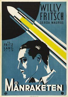 German film poster 1920s