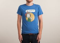 Power to the Peanuts by John MacDougall | Threadless