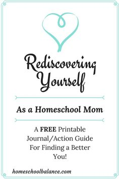 Homeschool planet the easiest and quickest way to lesson plan have you lost yourself as a homeschool mom use my free printable journal to rediscover solutioingenieria Image collections