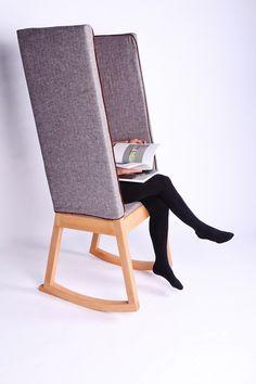 My kinda chair | Dědovo křeslo by Monika Bartošová