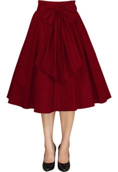1950s Circle Skirt by Amber Middaugh #Rockabilly #1950 #Vintage