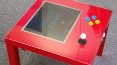 Create a Raspberry Pi arcade using IKEA's cheapest table