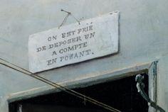 Détail, Une noce chez le photographe, Pascal Adolphe Jean Dagnan-Bouveret (1852-1929), décembre 1878 – mars 1879, huile sur toile, 85 x 122 cm, Musée des Beaux-Arts de Lyon, © Réunion des musées nationaux