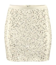 sequin skirt..I'm obsessed with sequins :)
