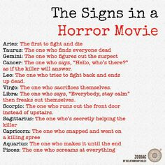 The one who figures out the suspect. Zodiac Signs Chart, Zodiac Funny, Zodiac Signs Sagittarius, Zodiac Signs Capricorn, Zodiac Sign Traits, Zodiac Star Signs, Zodiac Horoscope, Zodiac Quotes, Astrology Signs