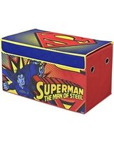 Warner Brothers Superman Collapsible Storage Trunk
