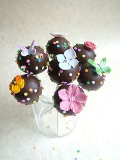 Cupcake and Sons: Cake-pops
