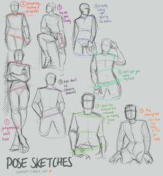 reference pose   Tumblr