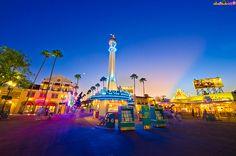 Disney's Hollywood Studios - Crossroads of the World