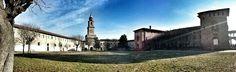 The Visconti-Sforza castle, Vigevano