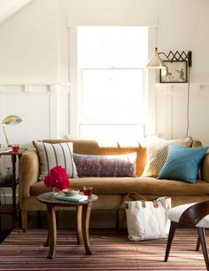Bohemian Living Room, Nickey Kehoe, Remodelista