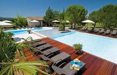 Hôtel, restaurant et piscine I Le Mas du Terme, Ardèche