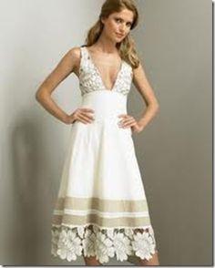 vestidos para novia sencillos para el civil buscar con google